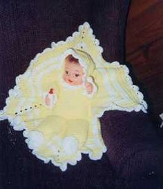 Years ago found this delightful Free Crochet Pattern online (in several versions) then it disappeared along with so many others.