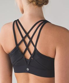 sports bras from lululemon. Saved to Fitness. Shop more products from lululemon on Wanelo.