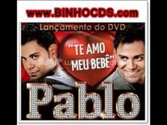 Pablo - cd do dvd 2013 Salvador  BA