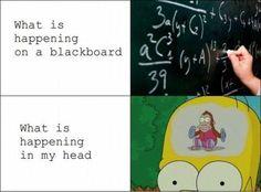 I hate math