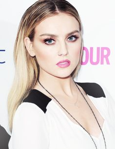 Perrie Edwards. there is just something about her, that makes me die!