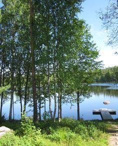 Summer in Finland.