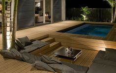 floating deck - Google Search
