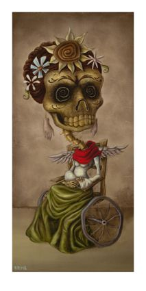 The Frida by Brandon Maldonado  brandonmaldonado.com
