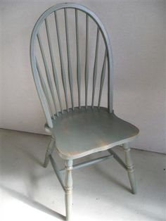 American Winsor Dining Chair in multi color fininsh