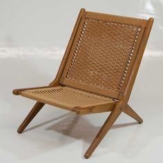 Folding Modernist Chair