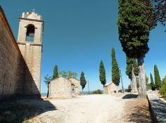 Ermita de San Cristobal. Calaceite. Teruel. Spain.   [By Valentín Enrique].