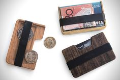 Minimalist wallets have seen a huge spike in popularity over the past few years, and we'd be kidding ourselves if we said that Kickstarter wasn't a huge co