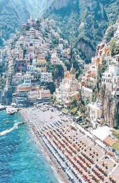 #italy #europe #beach #ocean #positano #travel Europe Beaches, Italy Tourism, Italy Travel Tips, Travel Destinations, Positano Italy, Go Camping, Plan Your Trip, Vacation Trips, The Great Outdoors