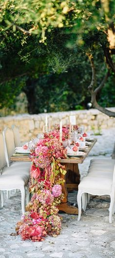 Fall Wedding Hochzeit im Herbst Decoration Table, Reception Decorations, Event Decor, Flower Decorations, Wedding Table, Fall Wedding, Rustic Wedding, Wedding Blog, Floral Centerpieces