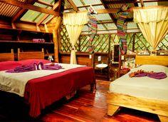 Congo Bongo - Dream Nature House Sleeping Room