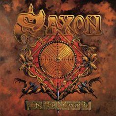 """L'album dei #Saxon intitolato """"Into The Labyrinth"""". offre belle e varie canzoni d'atmosfera che sicuramente verranno apprezzate dagli appassionati della band e dai rockers classici. Inni epici, semi-ballalte e fast Metal. Bello!"""