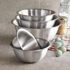 Sur La Table® Stainless Steel Bowls | Sur La Table