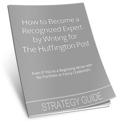 Free guide to writing for the Huffington Post (Bloggers) | | Guest Blogging Public
