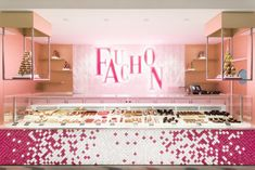 Patisserie at Fauchon │ Courtesy of Fauchon