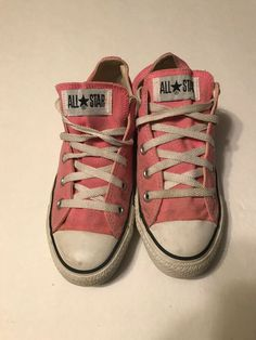 brand new b68a8 96ce8 Pink All- Star Converse Tenniss Shoes Size 4  fashion  clothing  shoes