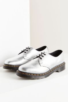 0061e1a7f0b77 Dr. Martens 1461 Metallic Oxford