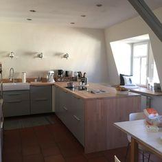 Die neue Küche...IKEA Kitchen Veddinge grey