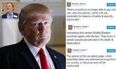 Department of Homeland Security suspends Trump's travel ban