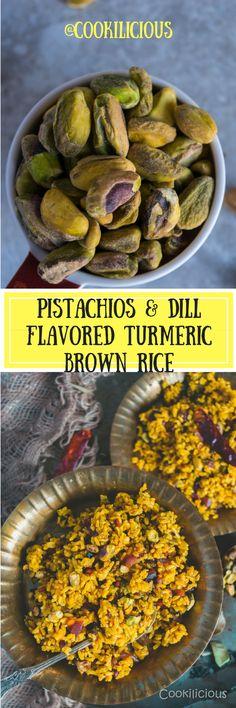 Pistachios & Dill fl