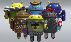 Cubify te deja disfrazar e imprimir en 3D tu propio Androide de juguete