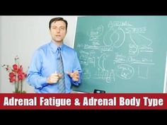 ***Look in comments*** Dr. Berg Explains ADRENAL FATIGUE & the ADRENAL BODY TYPE  - YouTube