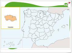 Busca la provincia en el mapa (Editorial Anaya) Editorial, Anaya, Science Resources, Social Studies, Socialism, Interactive Activities, School Projects, Knowledge, Learning