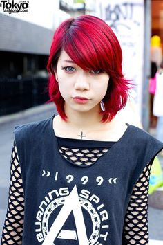 Beautiful Hair Color, Cool Hair Color, Hair Colors, Red Hair Video, Trending Hairstyles, Cool Hairstyles, Medium Hair Styles, Short Hair Styles, Hair Medium