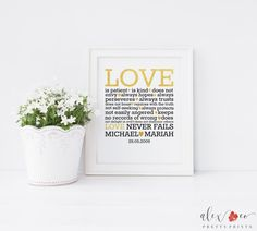 Personalized Wedding Printable 1 By Alexandcoprintables On Etsy Diy Gifts