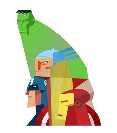 Illustrator Robert Ball  http://cargocollective.com/robertmball