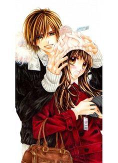 манга Сегодня начнется наша любовь (Today, we'll start our love: Kyou, Koi wo Hajimemasu)