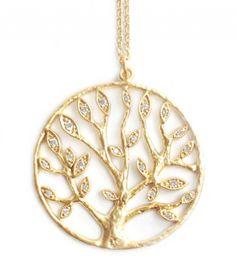 Halskette Tree of Life