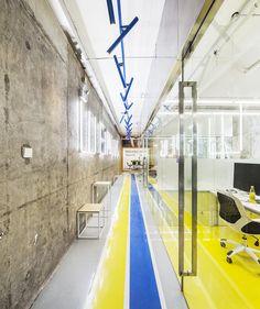 Yuanyang Express We+ Co-working Space,© Kangshuo Tang