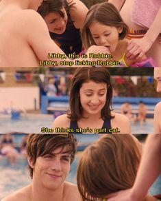 Angus Thongs and Perfect Snogging! When I first saw this, I thought Aaron Johnson was the hottest thing ever ;)