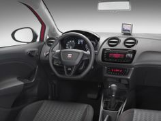 intrieur seat ibiza