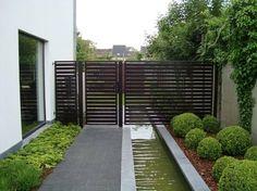 Moderne Poorten   Metalen tuinpoorten en draaipoorten   Tuinpoort aan scherpe prijzen
