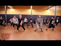 Choreo Cookies :: Jazz N Groove :: Urban Dance Camp