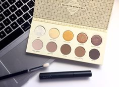 Affordable and beautiful? find out more on www.lipsticknlinguine.com #eyeshadow #makeup #zoeva