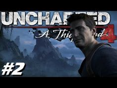 Uncharted 4 Chapitre 3 Playstation 4 2016 - YouTube
