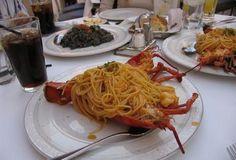 Συνταγές : Αστακομακαρονάδα Fish Recipes, Seafood, Spaghetti, Fish Food, Ethnic Recipes, Greek, Sea Food, Fish Feed, Greek Language