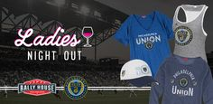 You deserve a night out with friends, and Rally House knows it! Treat yourself by entering our Ladies Night Out sweepstakes on our website and enjoy the suite life at Talen Energy Stadium during the match on July 9th. Winners will receive a Union wine glass and a night full of eating, drinking and DOOP-ing courtesy of Rally House and the Philadelphia Union.