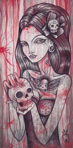 Amante de Craneo by Whitney Lenox