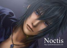 FF Versus XIII -Prince Noctis by Epsilon86.deviantart.com on @deviantART