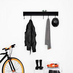 Acheter l'Etagère/porte manteau So Hooked 90 de Nomess Copenhagen sur LKH DESIGN