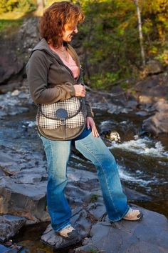 Deluxe Wool Shell Bag :: Duluth Pack :: Made in the USA
