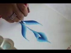 Tutorial de pintura decorativa. Matizar