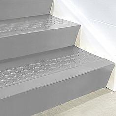 Stair Tread Risers   Rubber, 48 X 7