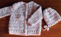 Sweater with Cross-Stitch Design | Bundles Of Love