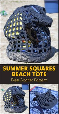 110+ Free Crochet Patterns for Summer and Spring - Page 4 of 12 - DIY & Crafts