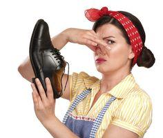 Jak se zbavit zápachu z bot